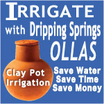 Dripping Springs Ollas