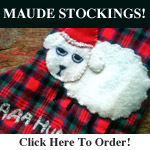Maude Sheep Stockings